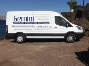 Gemini Services Lanzarote